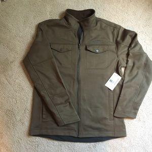 NWT Marmot Hawkins jacket in deep olive